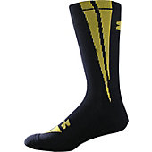 UA IGNITE CREW SOCK YOUTH 14F