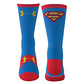 Under Armour Men's Alter Ego Superman Crew Socks