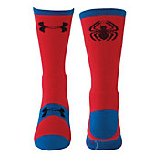 Under Armour Men's Alter Ego Spider-Man Crew Socks