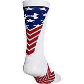 Under Armour Undeniable Stars & Stripes Crew Socks