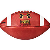 Under Armour Youth GRIPSKIN Leather Game Football