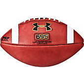 Under Armour PeeWee GRIPSKIN Leather Game Football