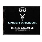 Under Armour Women's Lacrosse Scorebook
