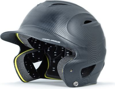 Under Armour Carbon Tech Batting Helmet UABH100CARBCBN