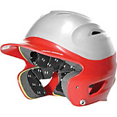 UA HIGHLUSTER TT BATTERS HELMET 11H