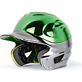 Under Armour Youth Chrome 2-Tone Batting Helmet