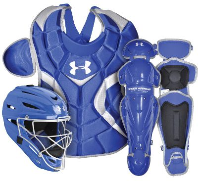 Under Armour Victory Series Junior Catcher's Set UACK2JRVSROY