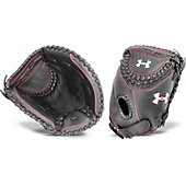 "Under Armour Fastpitch Framer 33.5"" Softball Catchers Mitt"