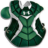 Under Armour Adult Dk Green Pro Chest Protector