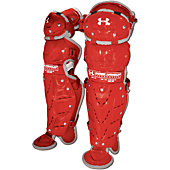 Under Armours Girls Junior Fastpitch Leg Guards