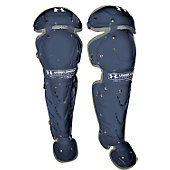 Under Armour Girl's Navy Catcher's Leg Guards