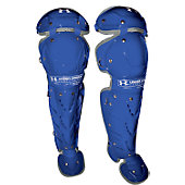 Under Armour Girl's Royal Catcher's Leg Guards