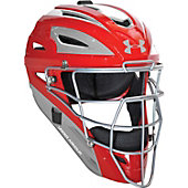 Under Armour Adult Two-Tone Pro Catcher's Helmet