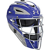 Under Armour Youth Two-Tone Pro Catcher's Helmet