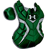 "Under Armour Women's Dk Grn 14 1/2"" Chest Protector"