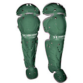 Under Armour Women's Dk Green Catcher's Leg Guards