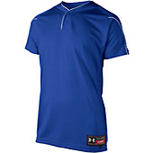 Under Armour Men's Diamond Henley Baseball Jersey