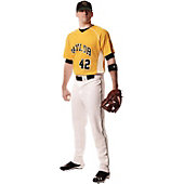 Under Armour Adult Backstop Henley Baseball Jersey