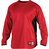 RAWLINGS DUGOUT FLEECE PULLOVER 13H