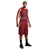 Under Armour Men's Custom Armourfuse Command Basketball Jersey