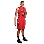 Under Armour Womens Custom Armourfuse Rival Basketball Jersey
