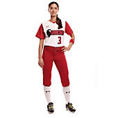 Under Armour Women's Custom ArmourFuse Mesh Softball Jersey