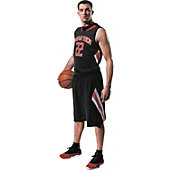 Under Armour Men's Custom Red Raider Basketball Jersey
