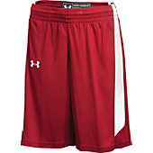 Under Armour Women's Next Level Stock Basketball Shorts