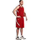Under Armour Men's Stock Clutch Reversible Basketball Short