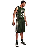 Under Armour Men's Custom Tempo Basketball Shorts