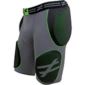 UNEQUAL Men's Viper 5-Pad Football Girdle