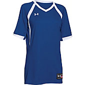 Under Armour Women's Stock Cut-Off Softball Jersey