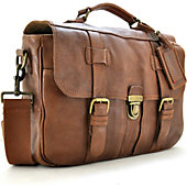 Rawlings Vegetable Tanned Leather Briefcase