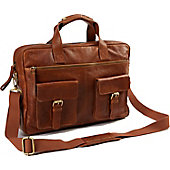 Rawlings Rugged Leather Briefcase