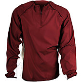 Verdero Men's V-Cool Convertible BP Windbreaker