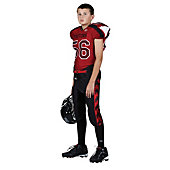Rawlings Custom Adult Vaporfusion Hawk Football Jersey