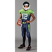 Rawlings Vapor 4 Fade Sublimated Football Jersey