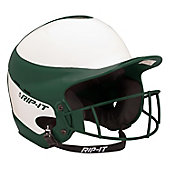 RIP-IT Vision Pro Softball Batting Helmet with Facemask - Junior
