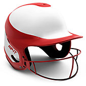 RIP-IT Vision Pro Softball Batting Helmet with Facemask - XL