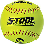"Worth 14"" Training Softball"