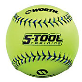 "Worth 12"" RE-ACT Fastpitch Training Softball"