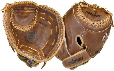 Nokona Fastpitch Walnut Series 32 12 Softball Catchers Mitt