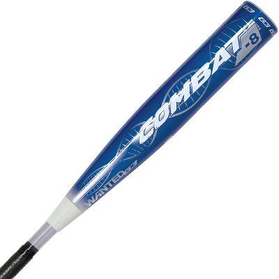 Combat 2015 Wanted SL G3 -8 Big Barrel Baseball Bat (2 5/8