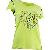 Worth Women's Heart Seams T-Shirt