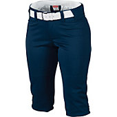 Rawlings Women's Knicker Softball Pants with Belt Loops