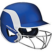 Worth 70 MPH Legit Fastpitch Batting Helmet with Face Guard