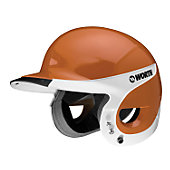 Worth Adult Liberty Away Texas Orange Batting Helmet