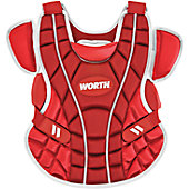 "Worth Adult Liberty 14"" Fastpitch Chest Protector"