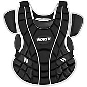 "Worth Intermediate Liberty 13"" Fastpitch Chest Protector"