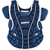 "Worth Youth Liberty 11"" Fastpitch Chest Protector"